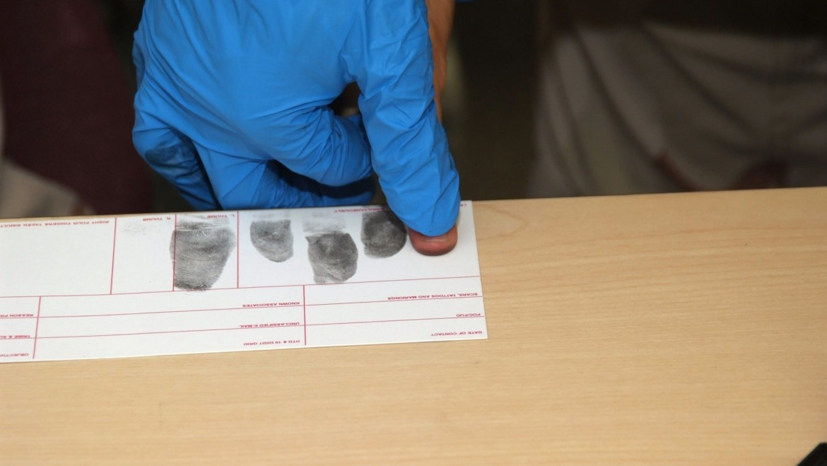 Importance of fingerprints and its scientific reasons